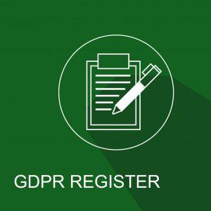 GDPR Register