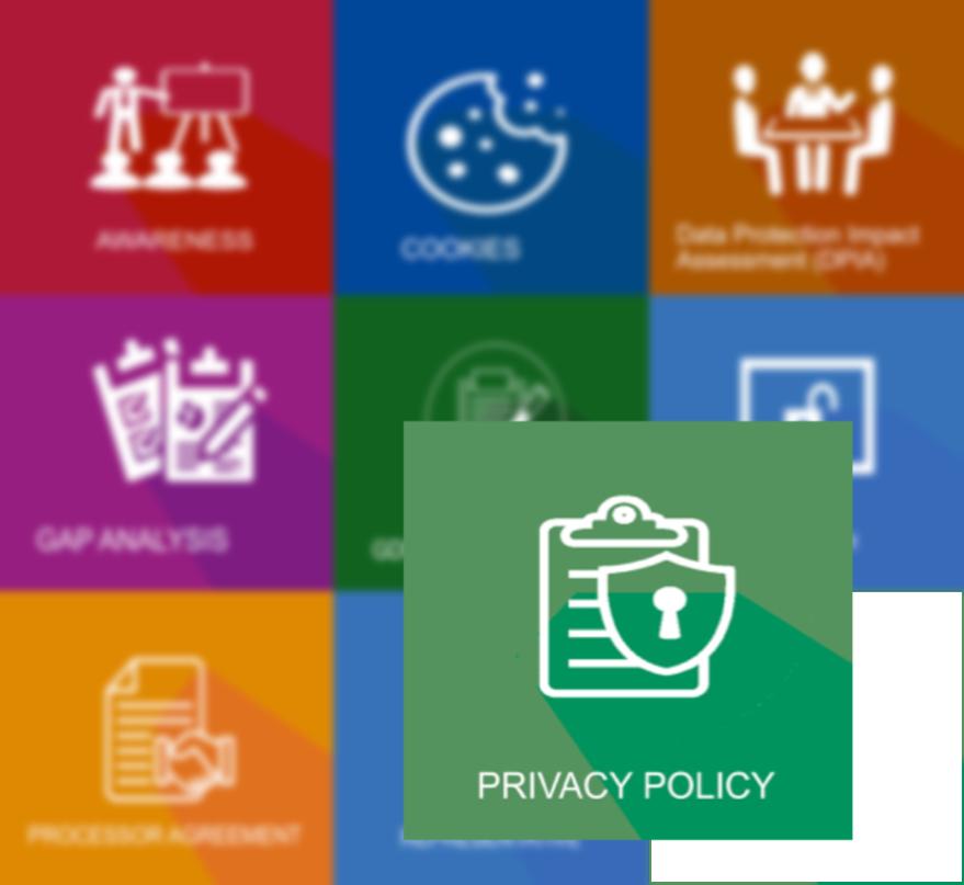 GDPR Privacy Policy